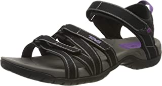 Teva Women's Tirra Sandal,Black/Grey