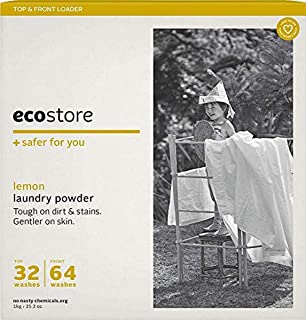 Ecostore Combo Lemon Laundry Powder, 1 kilograms