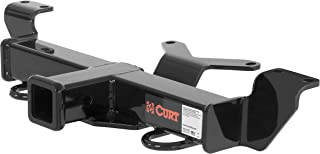 CURT 33328 Front Hitch with 2-Inch Receiver, Fits Select Honda Pilot, Ridgeline