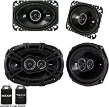 $89 » KICKER for Late 90s Early 2000s GM Coupes & Sedans. A Pair of 43DSC4604 4x6 Speakers & a Pair of 43DSC69304 6x9 s