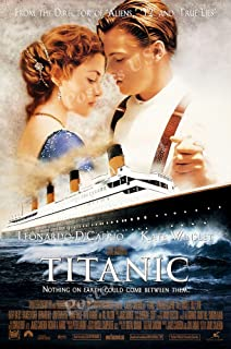Posters USA Titanic Movie Poster GLOSSY FINISH - MOV250 (24
