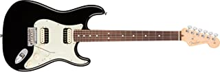 Fender American Professional HH Shawbucker Stratocaster - Black with Rosewood Fingerboard