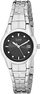 Citizen Women's Eco-Drive Watch with Date, EW1410-50E