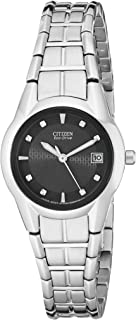 Citizen Women's Eco-Drive Stainless Steel Bracelet Watch