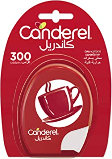 Canderel Sweetener Tablets - 300 Count, 25.5 gm (Pack of 1)