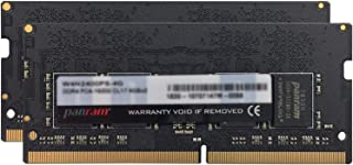 CFD販売 ノートPC用 メモリ PC4-19200(DDR4-2400) 4GB×2枚 1.2V対応 260pin SO-DIMM (無期限保証)(Panram) W4N2400PS-4G