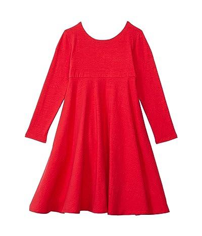 fiveloaves twofish Emma Dress (Big Kids) (Red) Girl