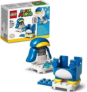 LEGO 71384 Super Mario Penguin Mario Power UP Pack, Uitbreidingsset Glijdend Kostuum