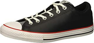 Converse Kids' Chuck Taylor All Star Street Slip on Leather Low Top Sneaker