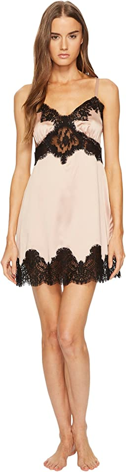 Dolce & Gabbana - Silk with Lace Nightgown Sottoveste