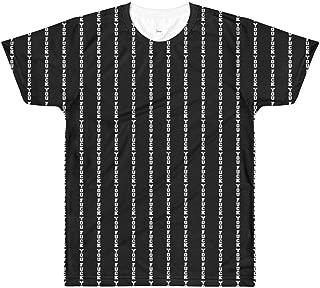'Fuck You Pin Stripe Suit' T-Shirt Alternative