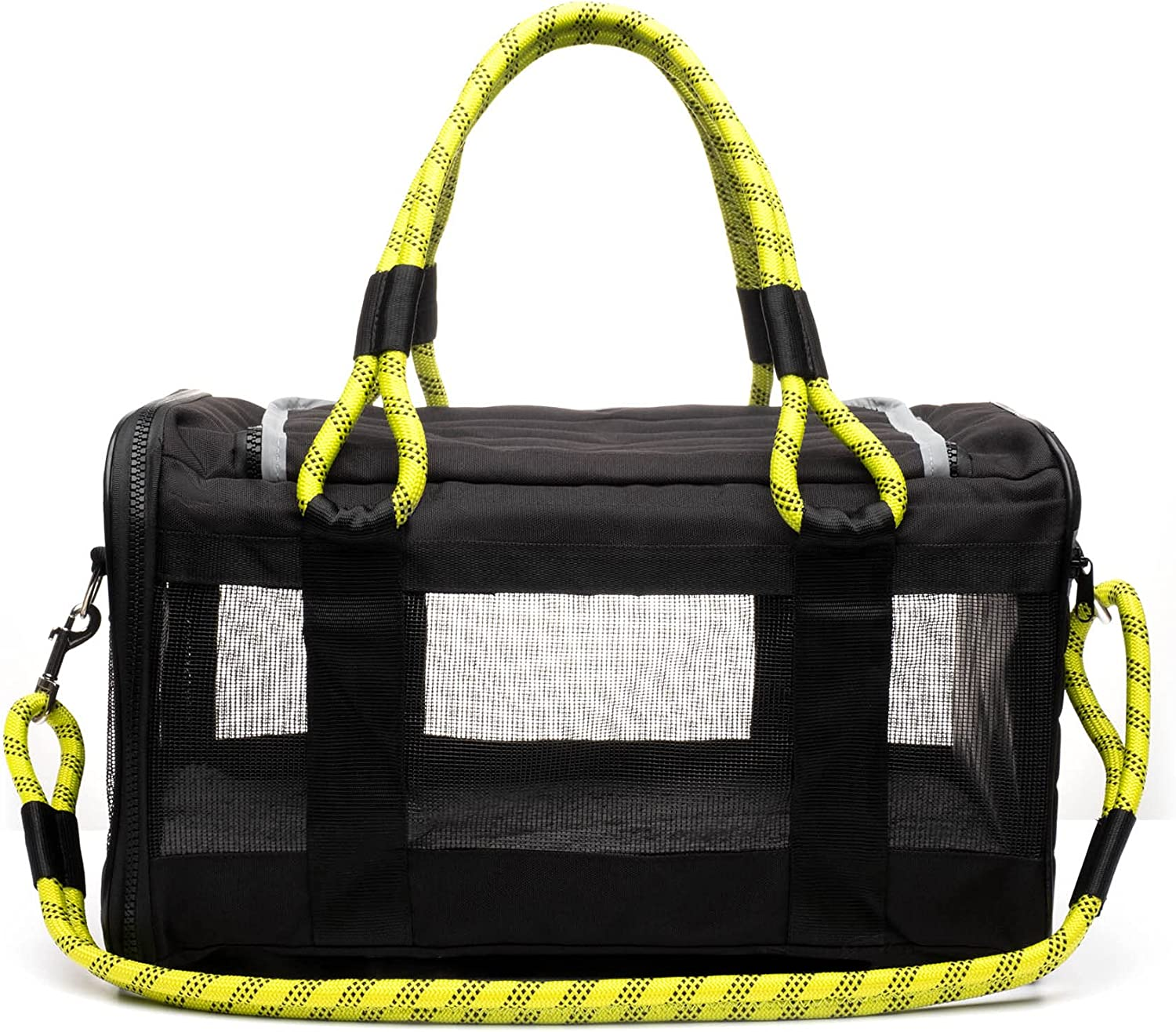 Surprise price ROVERLUND Airline Compliant Pet Carrier Car Travel Bag Memphis Mall Seat.