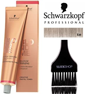 Schwarzkopf Professional Blond Me Blonde Toning (NEW VERSION – 2.1 oz);..