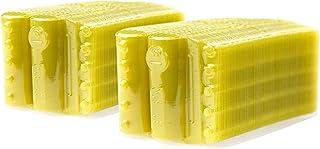 Cartuchos de plástico para Monedas de 1 Euro - 200 blisters