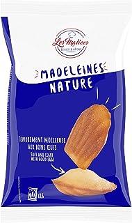 Les Malices - Madeleine Nature, 6 confezioni da 16, 2400 g