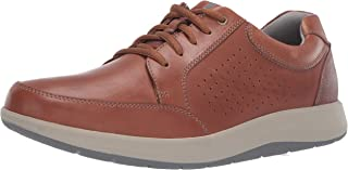 Clarks Mens Shoda Walk Waterproof Sneaker