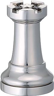 Rook Cast Chess Silver - Hanayama Metal Puzzle