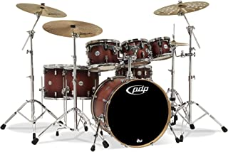 dw 7 piece drum kit