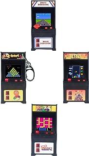 Tiny Arcade Set by Super Impulse (Pole Position, Rally-x, Tetris, Qbert)