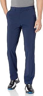 سروال رجالي مسطح من الأمام مطبوع عليه Rocklin Chino من Skechers