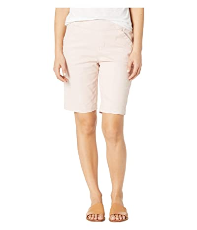 Jag Jeans Petite Petite Gracie Pull-On Bermuda Shorts (Conch Shell) Women