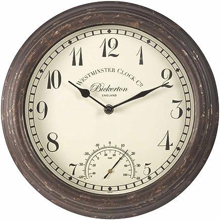 Suchergebnis auf Amazon.de für: Braun - Wanduhren / Uhren ...