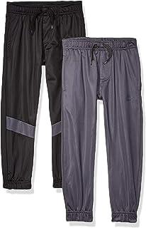 RBX Boys 2 Pack Tricot Pants Track Pants