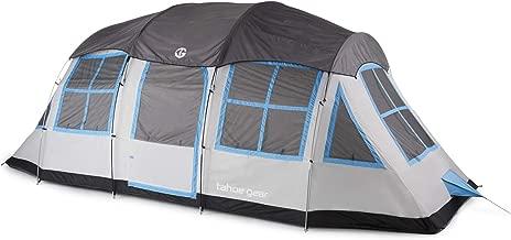 Tahoe Gear Prescott 12 Person 3-Season Family Cabin Tent