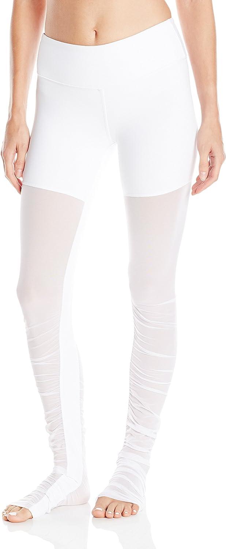 Alo Yoga Women's Mesh Goddess Legging