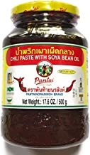 shrimp paste in bean oil