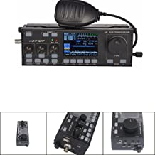 COOGUY RS-918 SSB HF SDR Transceiver 15W Power Mobile Radio RX:0.5-30MHz TX:All ham Bands Multifunctional Instrument