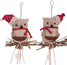 Best owl xmas tree decorations Reviews