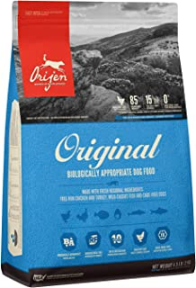 ORIJEN High-Protein, Grain-Free, Premium Quality Meat, Dry Dog Food