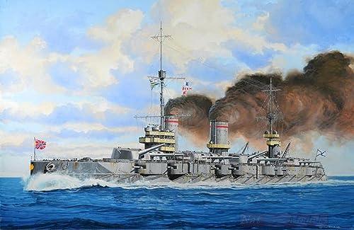 más vendido Revell RV5137 Russian Battleship GANGUT (WWI) Kit 1 350 350 350 MODELLINO Model Compatible con  tiempo libre