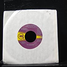 DeBARGE, El/Who's Johnny/45rpm record