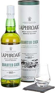 Laphroaig Quarter Cask Geschenkset mit Geschenkverpackung Whisky 1 x 0.7 l