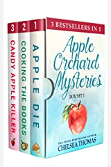 Apple Orchard Cozy Mystery Series: Box Set One (Books 1-3) (Apple Orchard Cozy Mystery Boxset Book 1) Kindle Edition