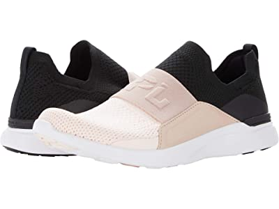 Athletic Propulsion Labs (APL) Techloom Bliss (Black/Rose Dust/Nude) Women
