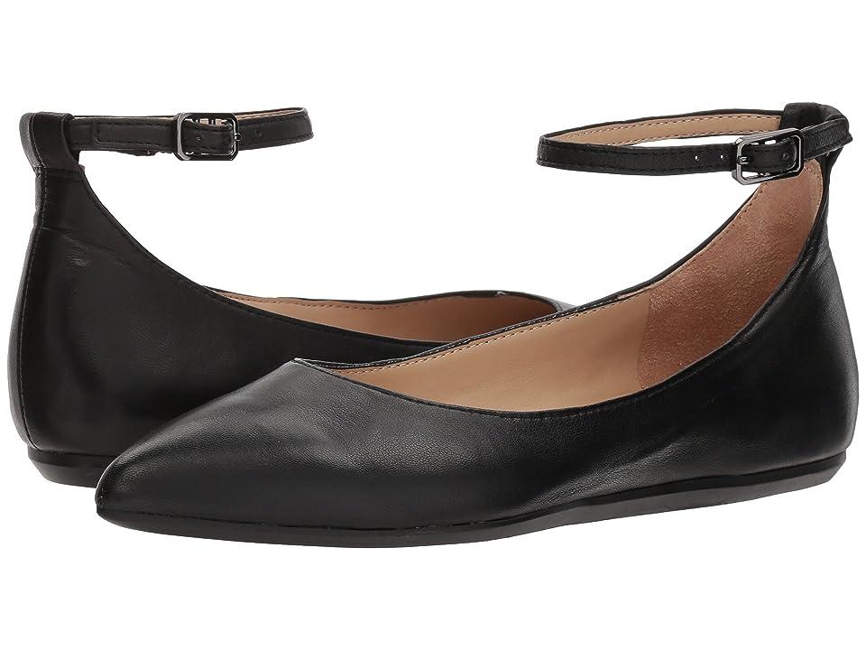 Franco Sarto Alex (Black Leather) Women