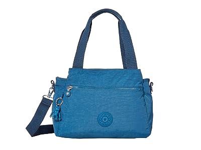 Kipling Elysia Handbag (Mystic Blue) Handbags