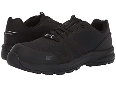Caterpillar Passage Composite Toe (Black) Men