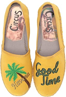 Sunglow Yellow (Havana Good Time) Two-Tone Heavy Canvas