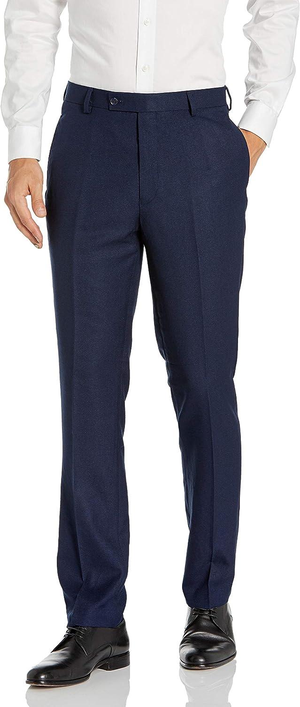 Kitonet Men's Slim Fit Textured Pant