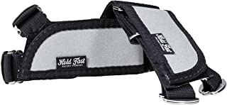 Hold Fast FRS Bicycle Pedal Foot Retention Straps, Reflective Hi-Liter