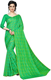 51523465d19bab Greens Women's Sarees: Buy Greens Women's Sarees online at best ...