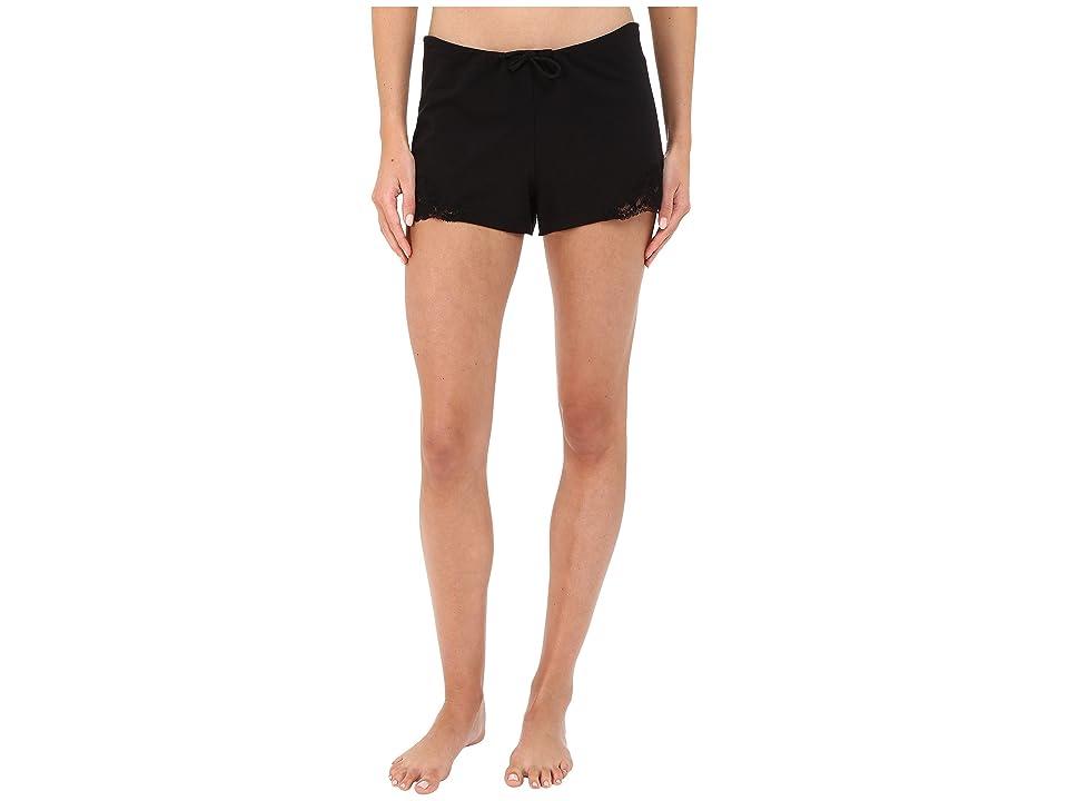 La Perla Souple Shorts (Black) Women