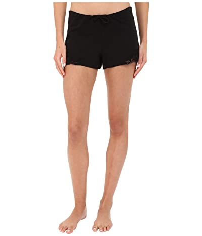La Perla Souple Shorts (Black) Women