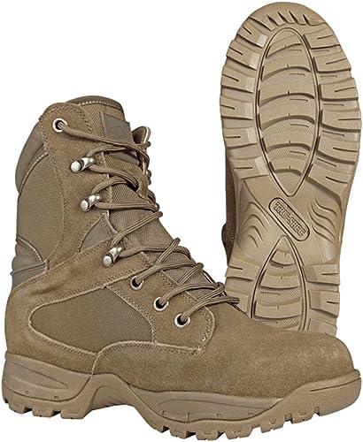 Tru-Spec 4063hombress de Tactical Assault 9 Coyote botas