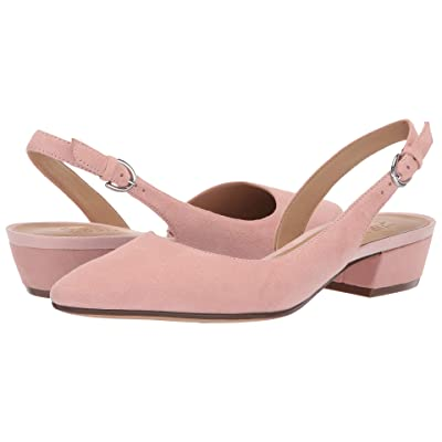 Naturalizer Banks (Rose Pink Suede) Women