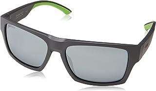 نظارة شمسية اوتلير للرجال من سميث XL 2 XB FRE 59، (رمادي مطفي / فضي)